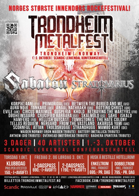 TMF 2015 poster