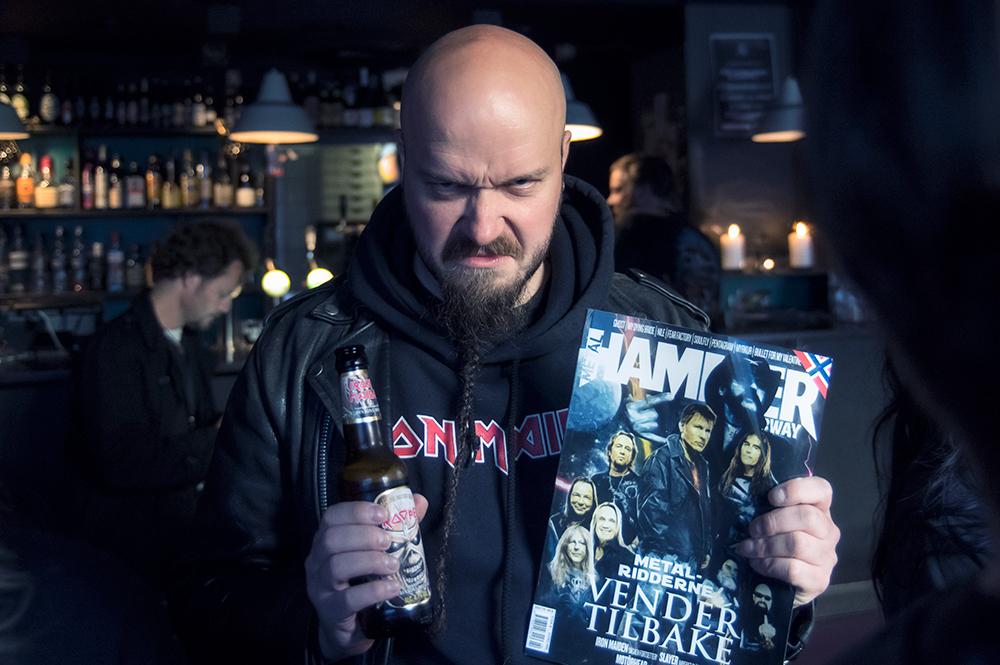 Maiden og Metal Hammer er en god kombo.